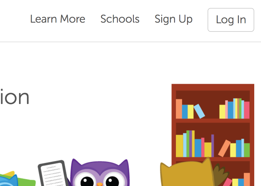 Log In With Google Classroom – Whooo's Reading Help Center